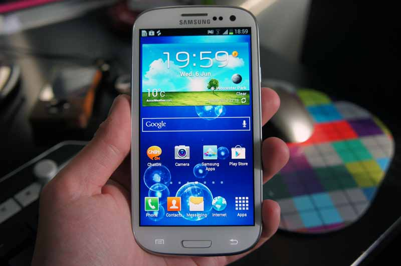 Samsung Galaxy S3 Review Interesting Stuff