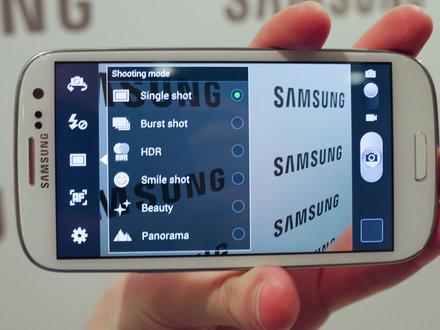 Samsung Galaxy S3 Review « Interesting Stuff «